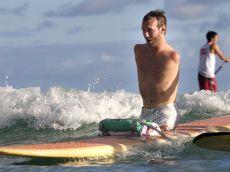 Nic surfing